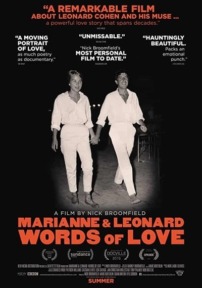 Marianne & Leonard: Words of Love (2019)